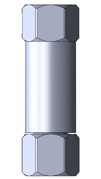OC-003 Oxygen In-Line Check Valve